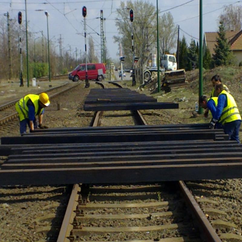 Railroad builder Ltd.