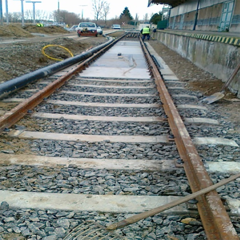 General Railway Construction Ltd.